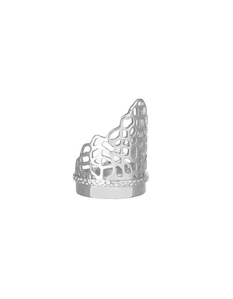 Kendra Scott Paige Cocktail Ring in Silver