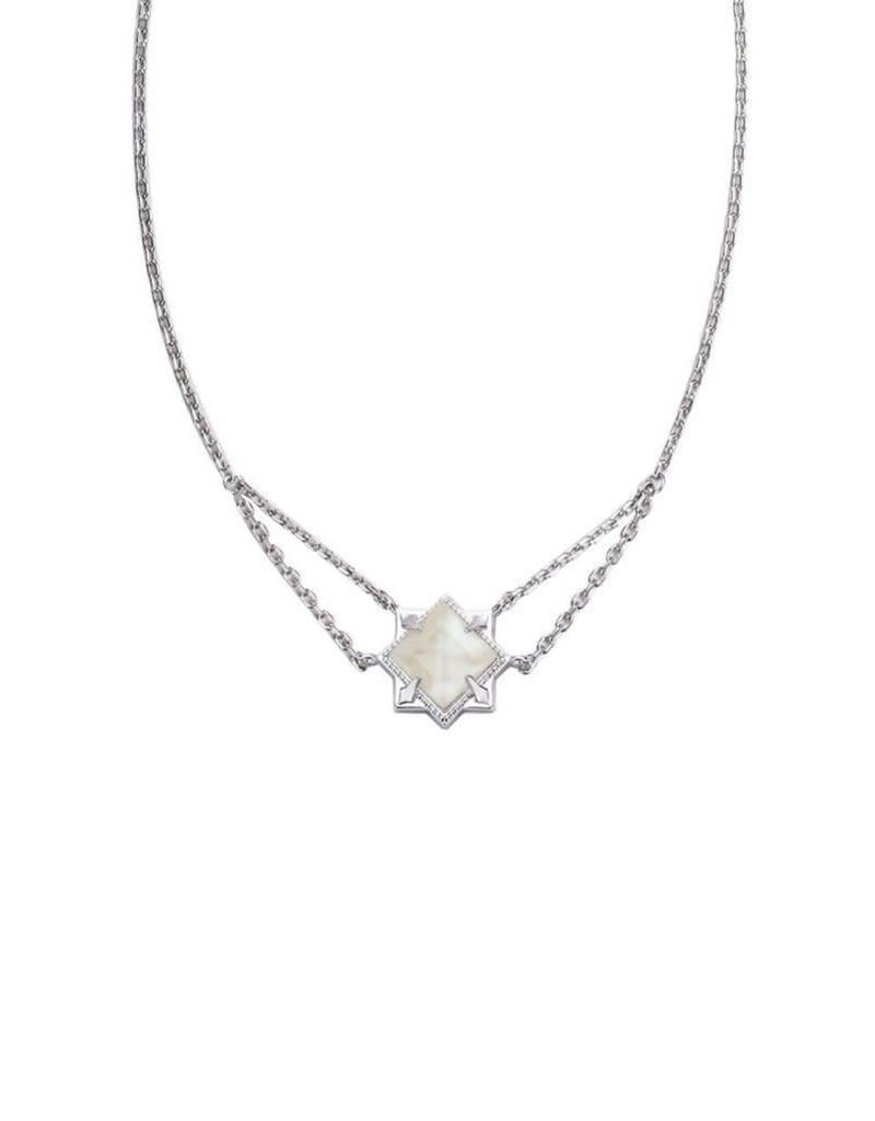 Natalie Wood Natalie Wood Silver River Pearl Runaway Necklace