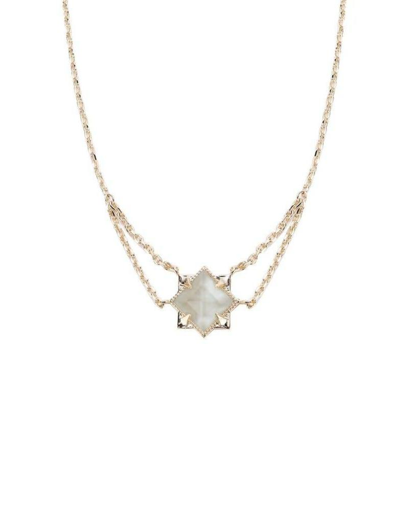 Natalie Wood Natalie Wood Gold River Pearl Runaway Necklace