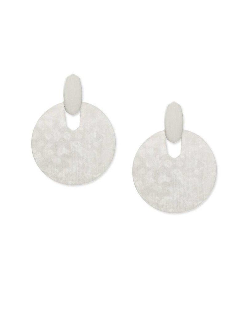 Kendra Scott Didi Earrings in Silver