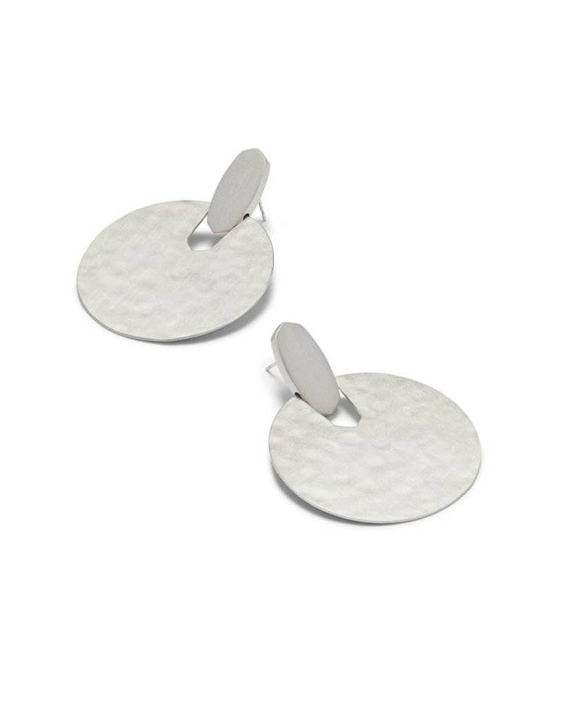 Kendra Scott Didi Earrings in Silver