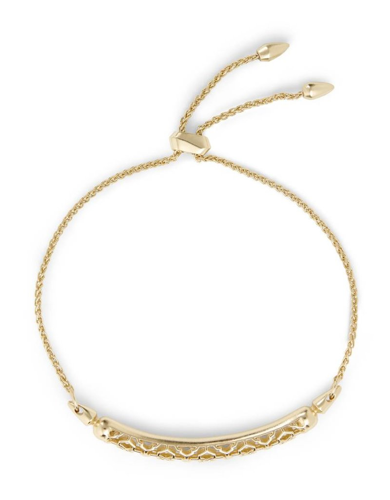 Kendra Scott Gilly Bracelet in Gold Filigree