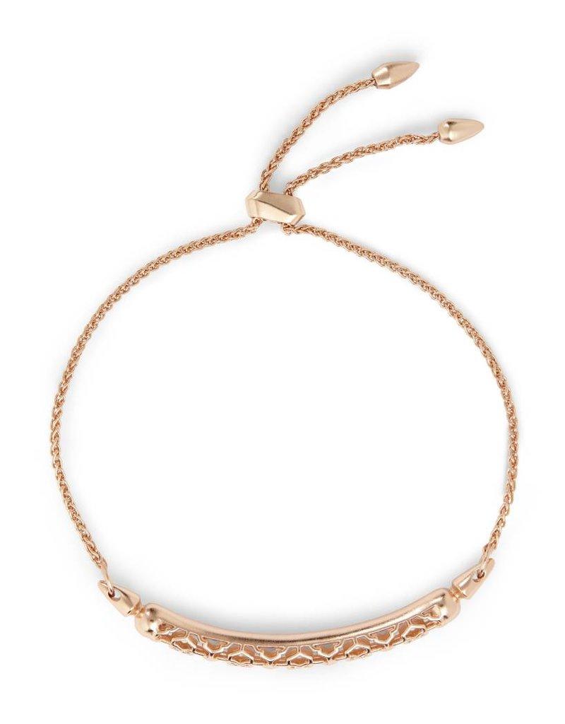 Kendra Scott Gilly Bracelet in Rose Gold Filigree