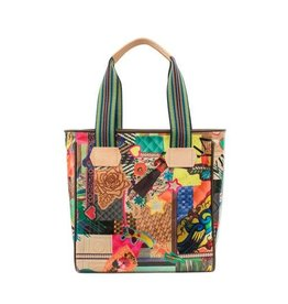 Consuela Legacy Classic Tote- Patches