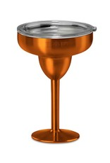 Stainless Insulated Margarita Glass in Copper