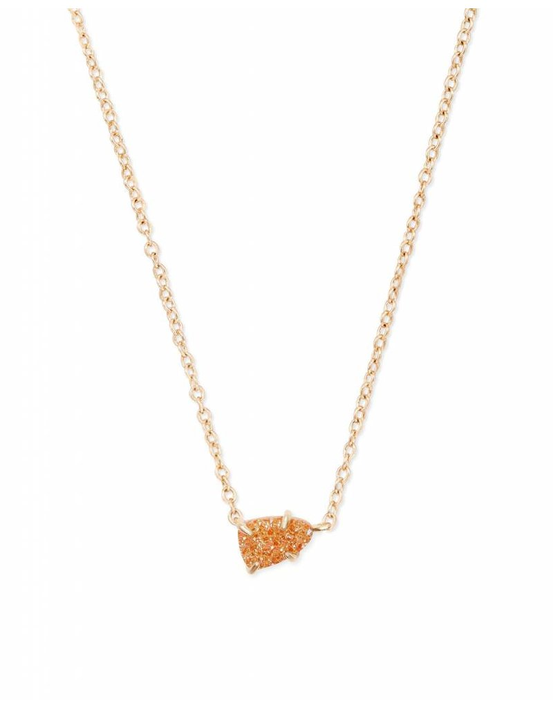 Kendra Scott Helga Necklace Goldstone Drusy