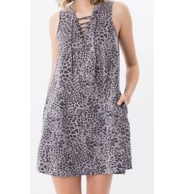 Z Supply Leopard Dress- Multiple Colors