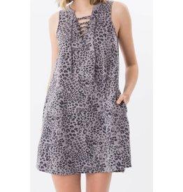 Z Supply Leopard Dress- Multiple Colors