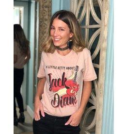 Jack & Diane Tee shirt