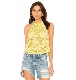 Free People Free People Sweet Meadow Dream Lace Top