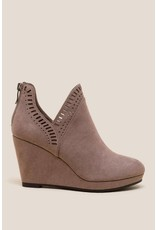 Chinese Laundry Vicci Super Suede Pebble Taupe