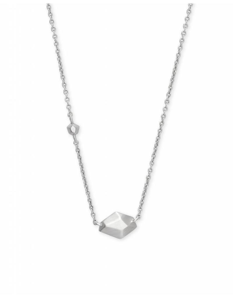 Kendra Scott Laureen Necklace in Silver