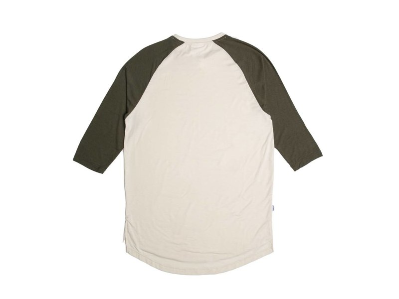 FAIRPLAY gibbson 3/4 baseball shirt