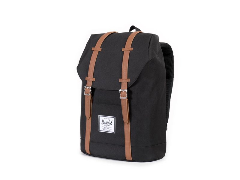 HERSCHEL Retreat Backpack  poly black