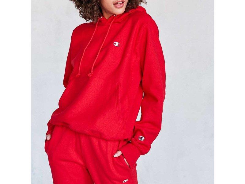 CHAMPION Fleece pullover hood