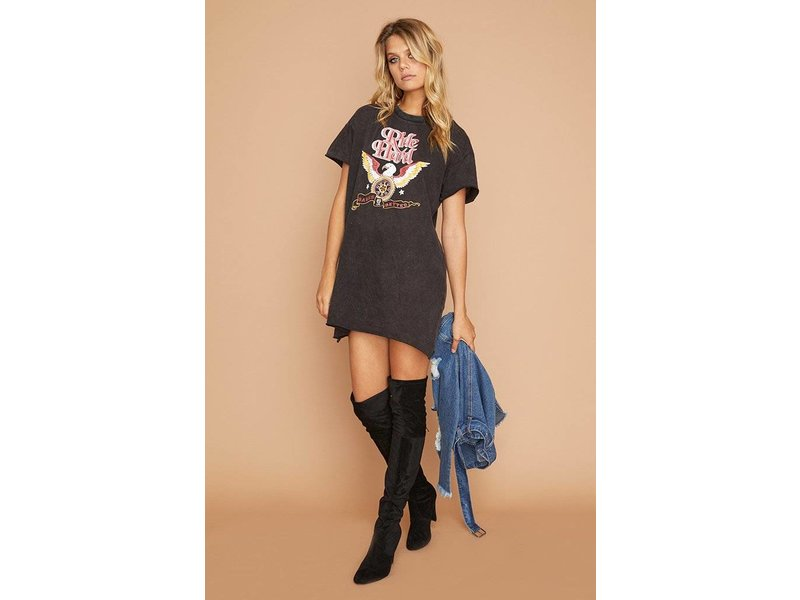 MINK PINK ride hard dress