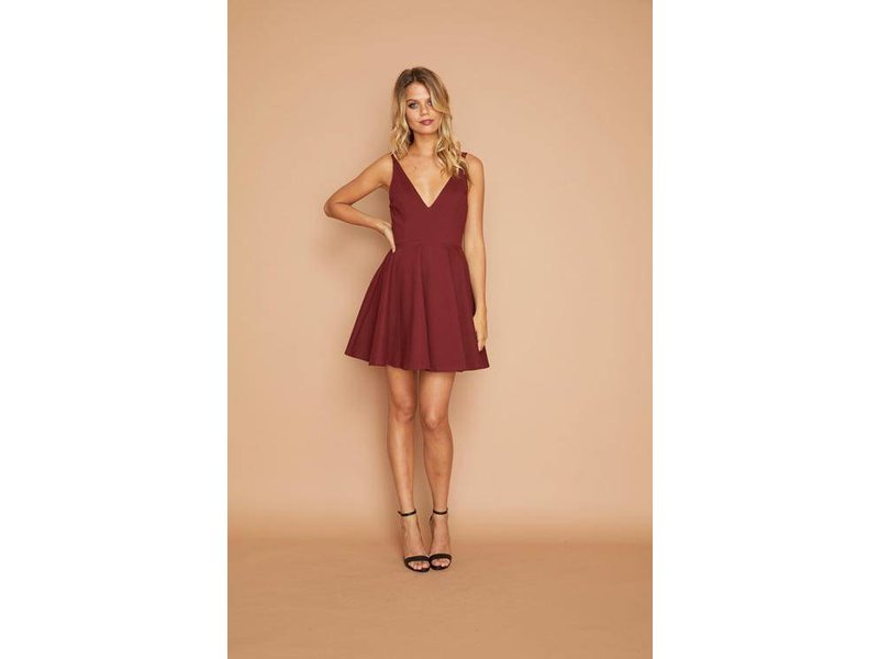 MINK PINK date night dress