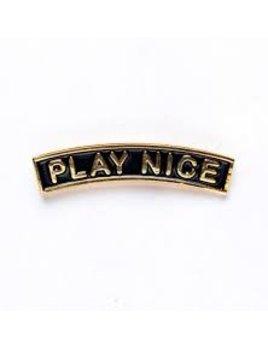 wnkdrs Wkndrs Play Nice pin