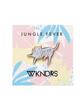 wkndrs Wkndrs Jungle Fever pin