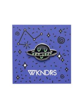 wkndrs Wkndrs Get Lost pin