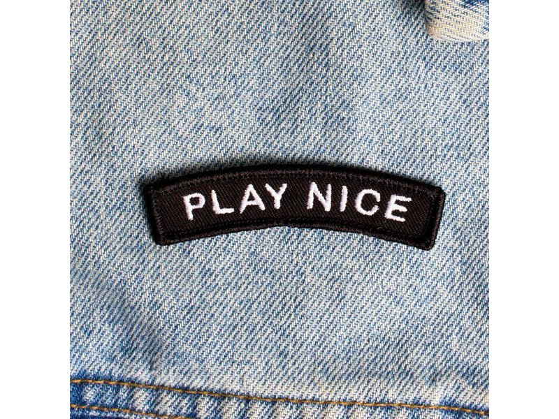 Wkndrs Play Nice patch