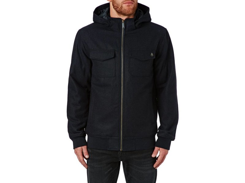 NIXON Admiral quilted jacket