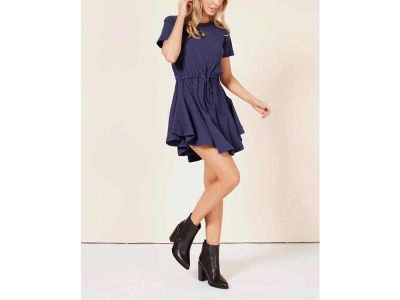 MINK PINK Romanticize drawstring dress