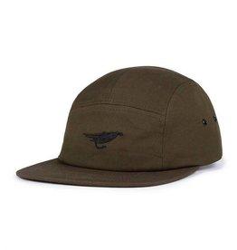 HOOKĒ HOOKĒ Chino camper hat