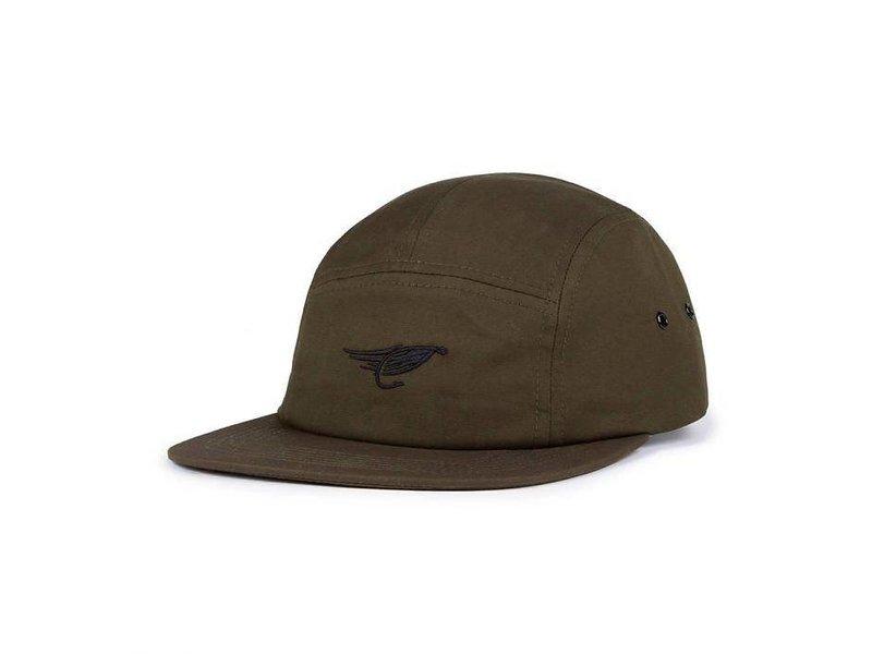 HOOKĒ Chino camper hat