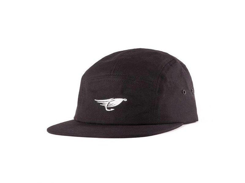 HOOKĒ Waxed camper hat