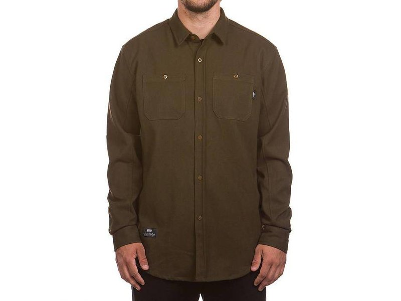 HOOKĒ Mountain shirt