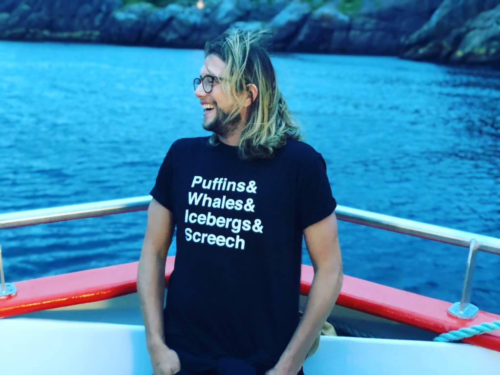Puffins & Whales & Icebergs & Screech