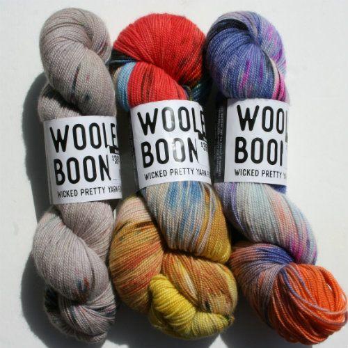 Woolen Boon Woolen Boon Bare
