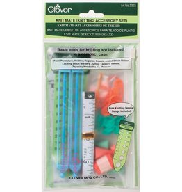 Clover Clover Knitting Accessory Kit