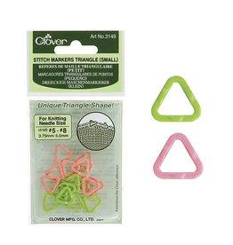 Clover Clover Stitch Marker: Small Triangle