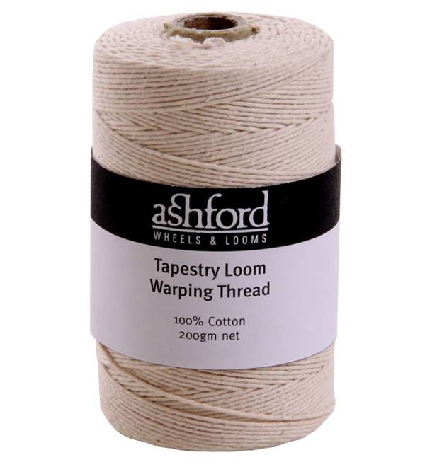 Ashford Tapestry Loom Warping Thread
