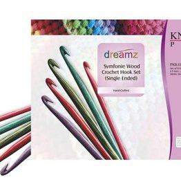 Knitter's Pride Knitter's Pride Dreamz Crochet Hook Set
