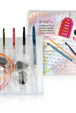 Knitter's Pride Knitter's Pride Dreamz IC Crochet Hook Set