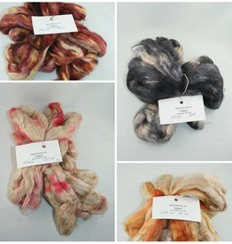 West Coast Colour Camel & Silk Fibre