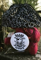 Baaad Anna's Logo Drawstring Project Bag
