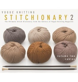 Vogue Knitting Stitchionary Volume 2