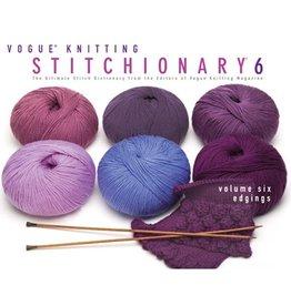 Vogue Knitting Stitchionary Volume 6