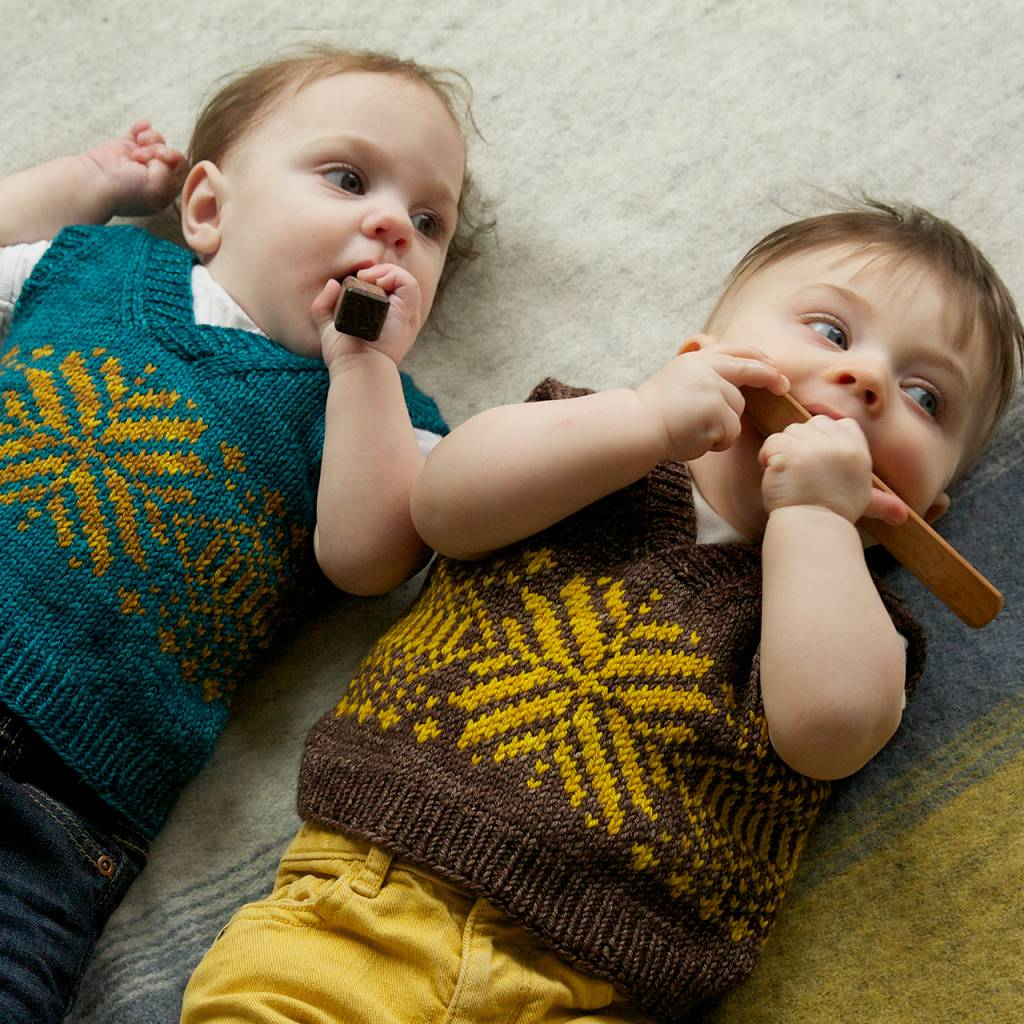 Tin Can Knits: Max & Bodhi's Wardrobe
