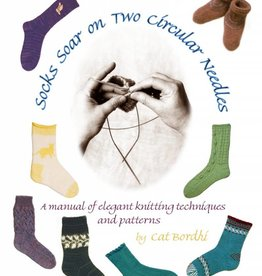 Socks Soar on 2 Circular Needles