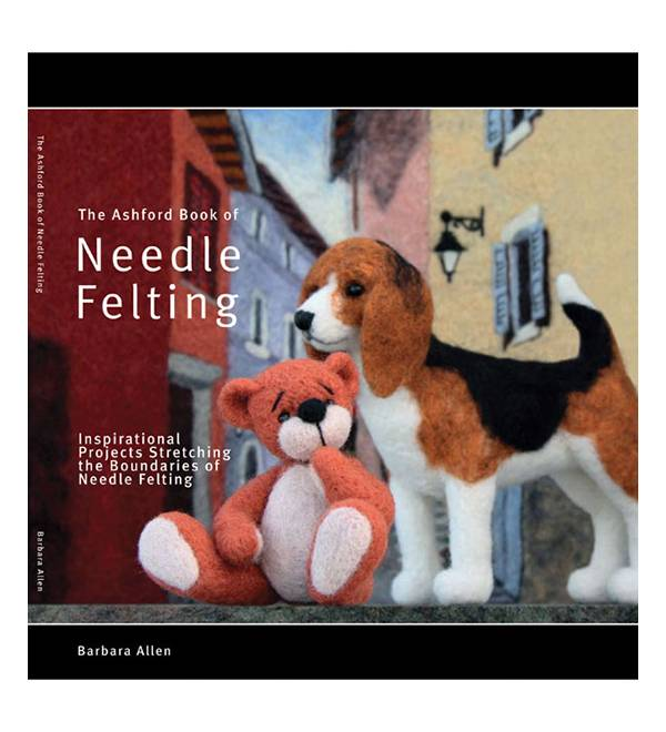Ashford Ashford Book of Needle Felting