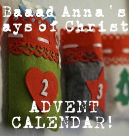 Baaad Anna's Yarn Store Baaad Anna's 12 Days of Christmas 2017