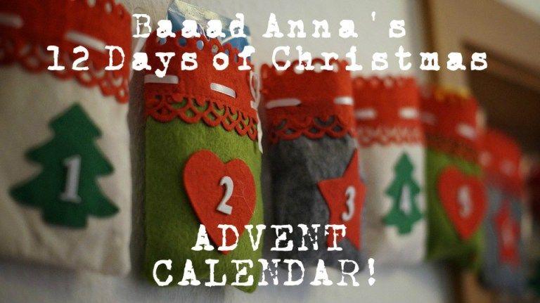 Baaad Anna's Yarn Store Baaad Anna's 12 Days of Christmas 2017