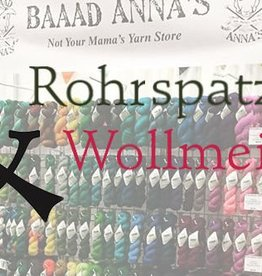 Rohrspatz & Wollmeise Wollmeise Blend