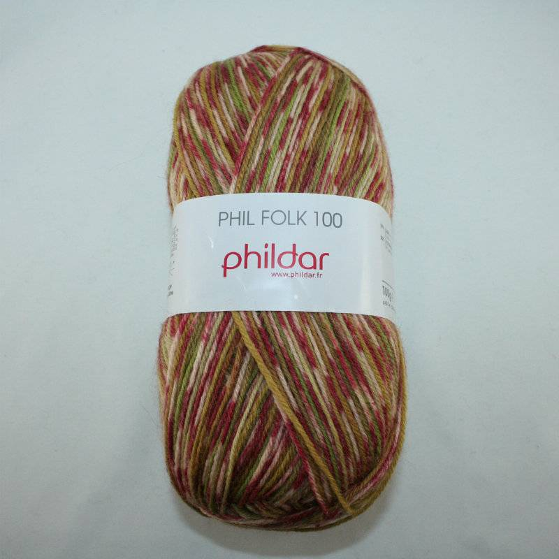 Phildar Phil Folk 100