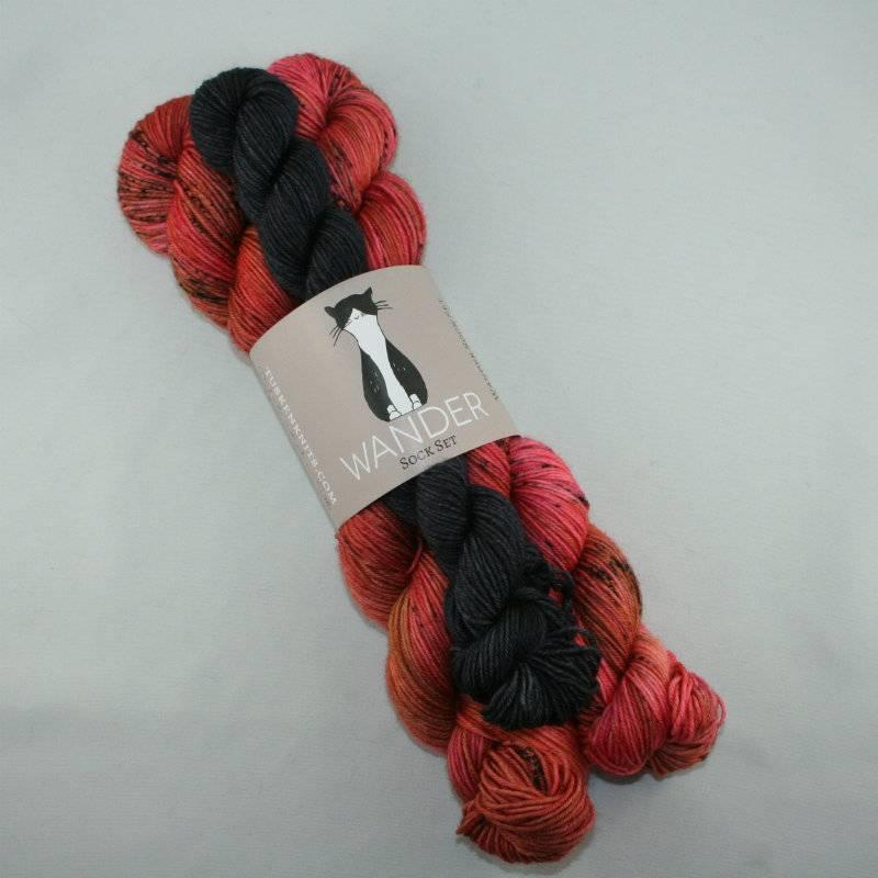 Tuskenknits Tuskenknits Wander Sock Set